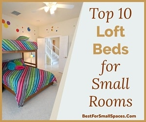 Top 10 Loft Beds For Small Rooms