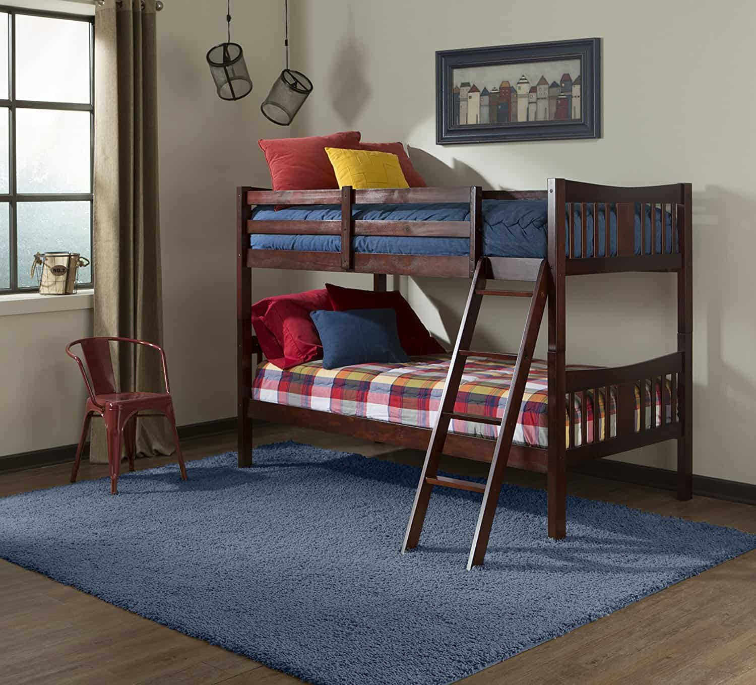 Best bunk beds for small spaces best for small spaces for Compact beds