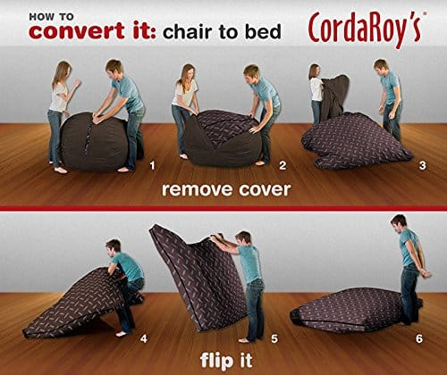 cushion-chair-bed-for-tiny-rooms
