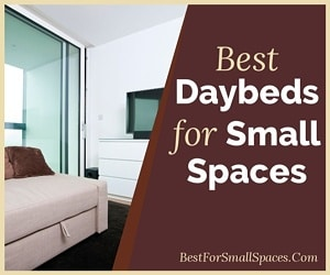 day beds for small spaces