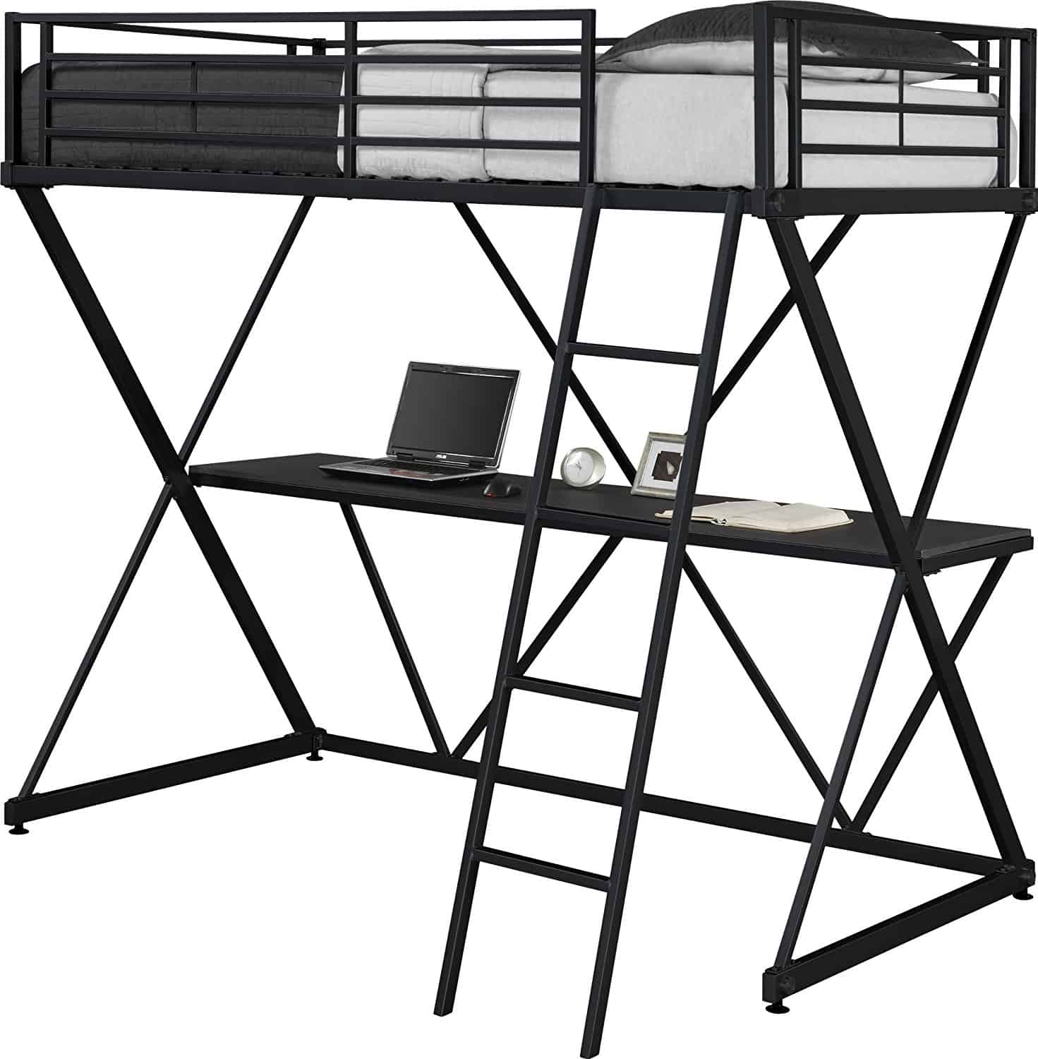 loft-bed-for-small-college-student-rooms
