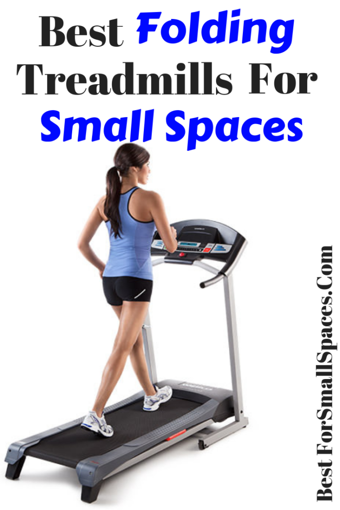 Best Folding Treadmills For Small Spaces