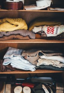 decluttering tips for small homes