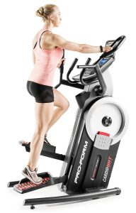 elliptical trainer for small spaces