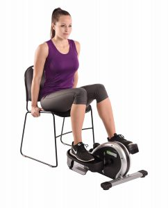 sit down small elliptical trainer