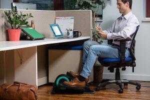small sit down elliptical trainer