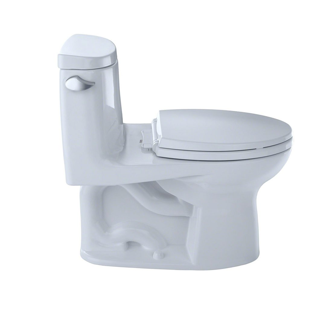 small toilet for small bathrooms