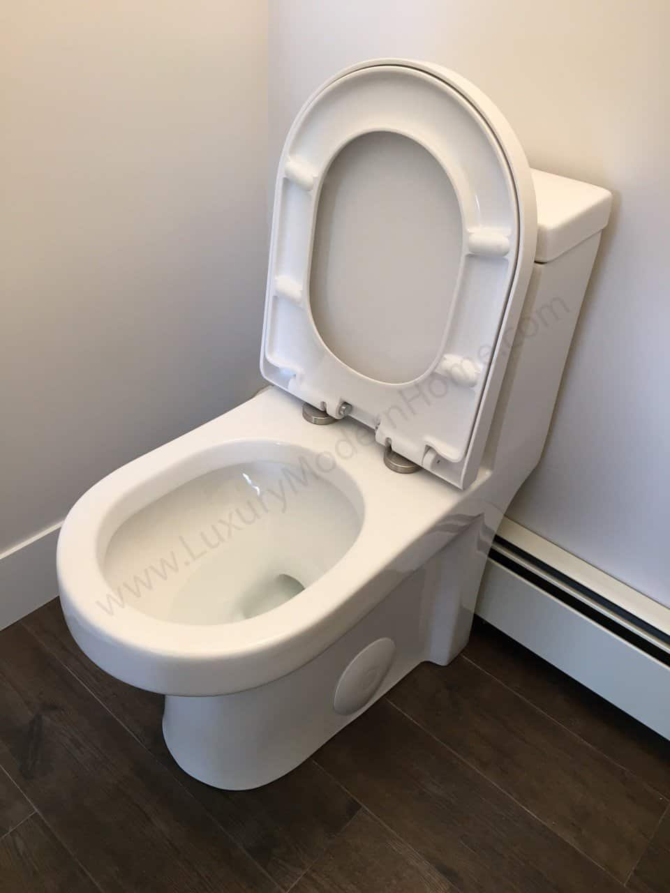 tiny toilet for small bathrooms