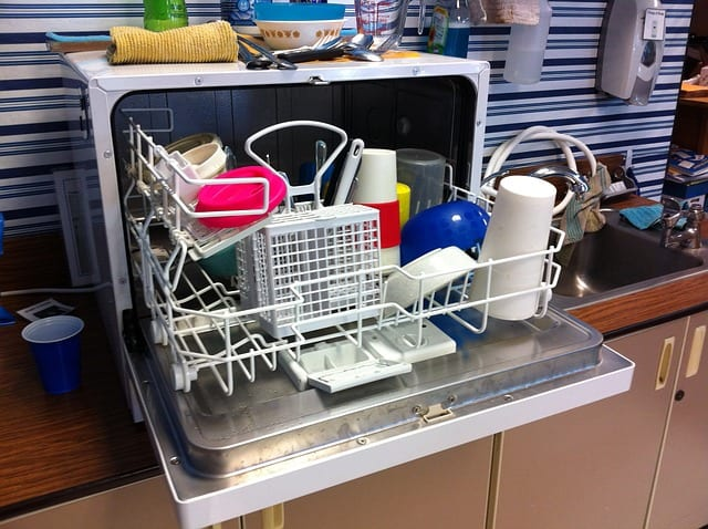 Best Compact Dishwashers For Small Spaces