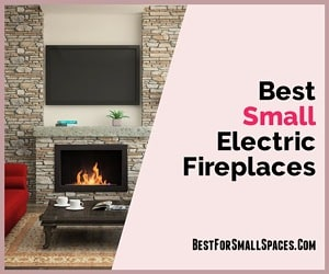 Best Small Electric Fireplace For Small Spaces