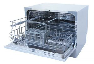 compact dishwasher for small kitchens