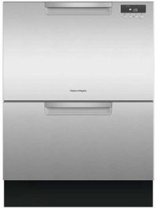 compact two drawer dishwasher