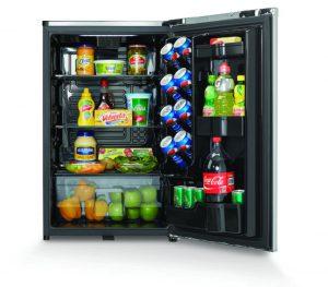 contemporary compact refrigerator
