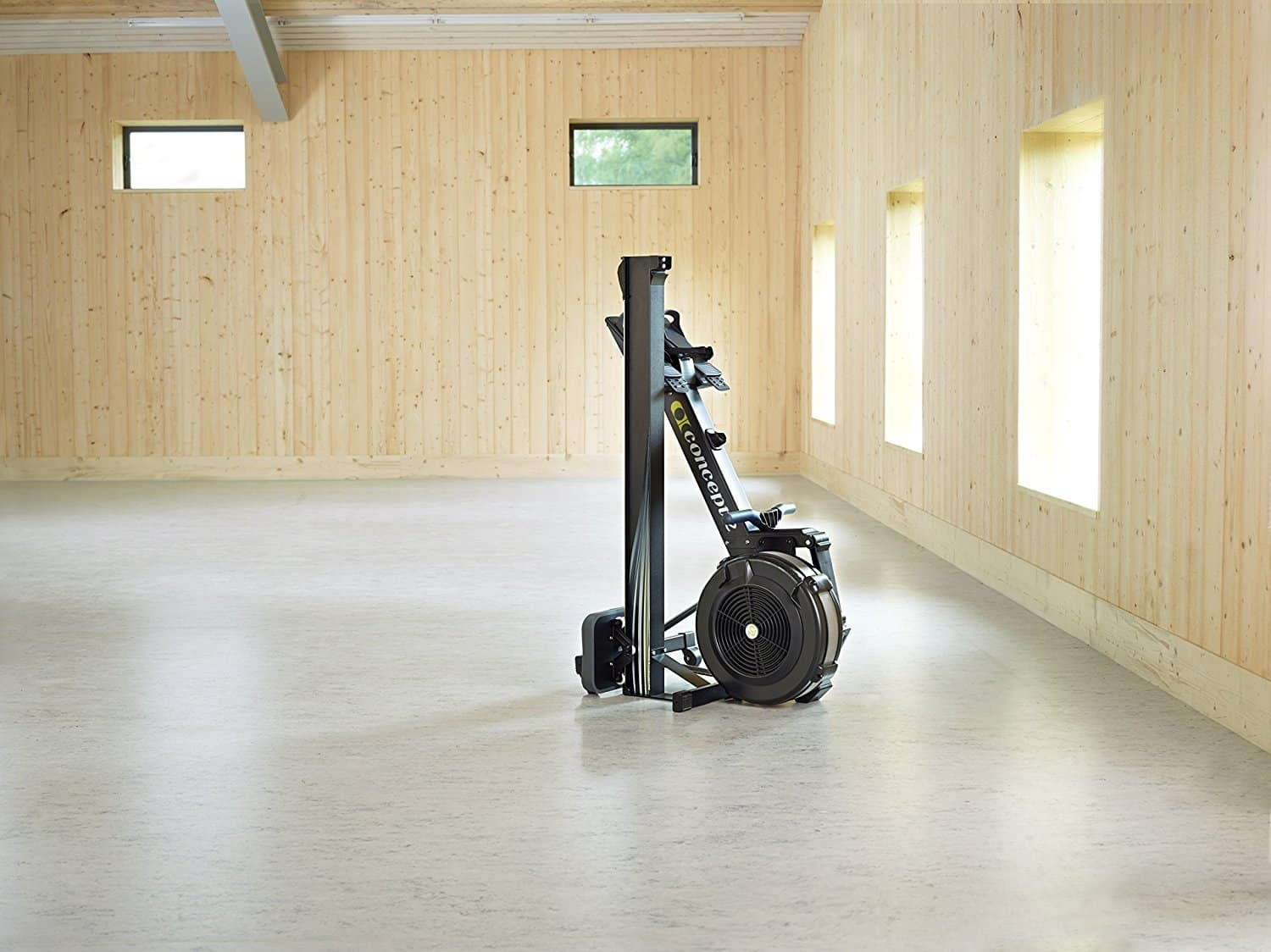 folding rower for small spaces