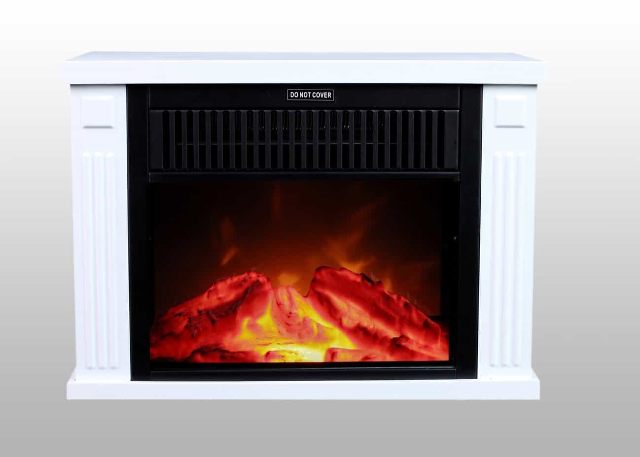 Bargain Mini Electric Portable Fireplace By 3GPlus