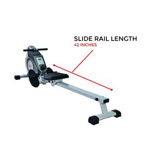 portable compact rowing machine