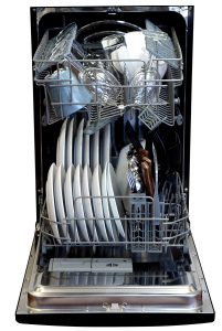 slimline dishwasher for small kitchens