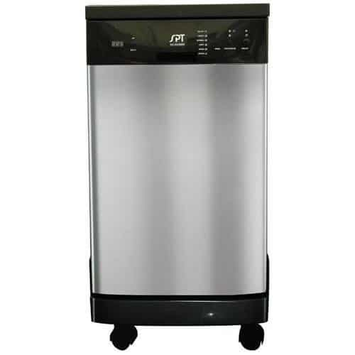 small portable dishwasher for small kitchens