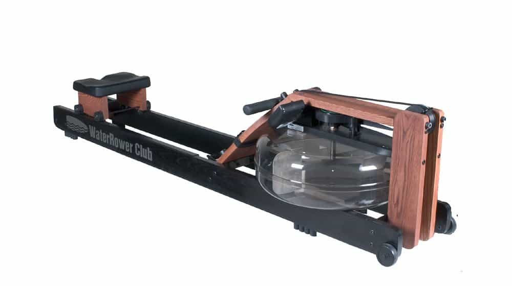 solid compact rowing machine for home gyms