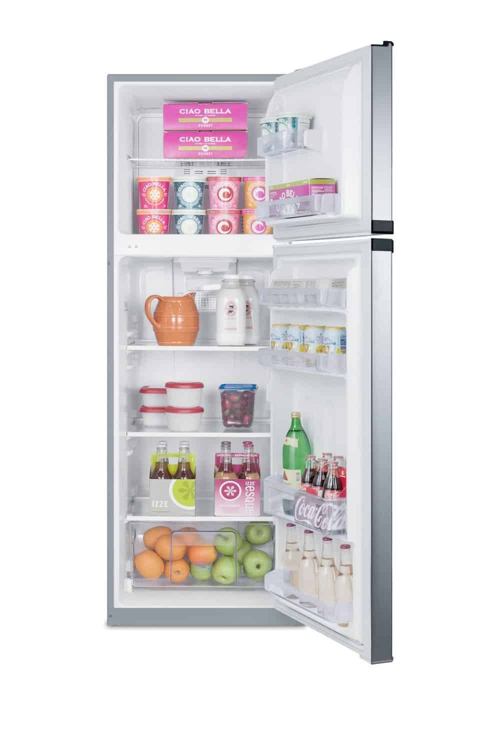 Best fridge freezers 2018 best for small spaces - Tall refrigerators small spaces property ...