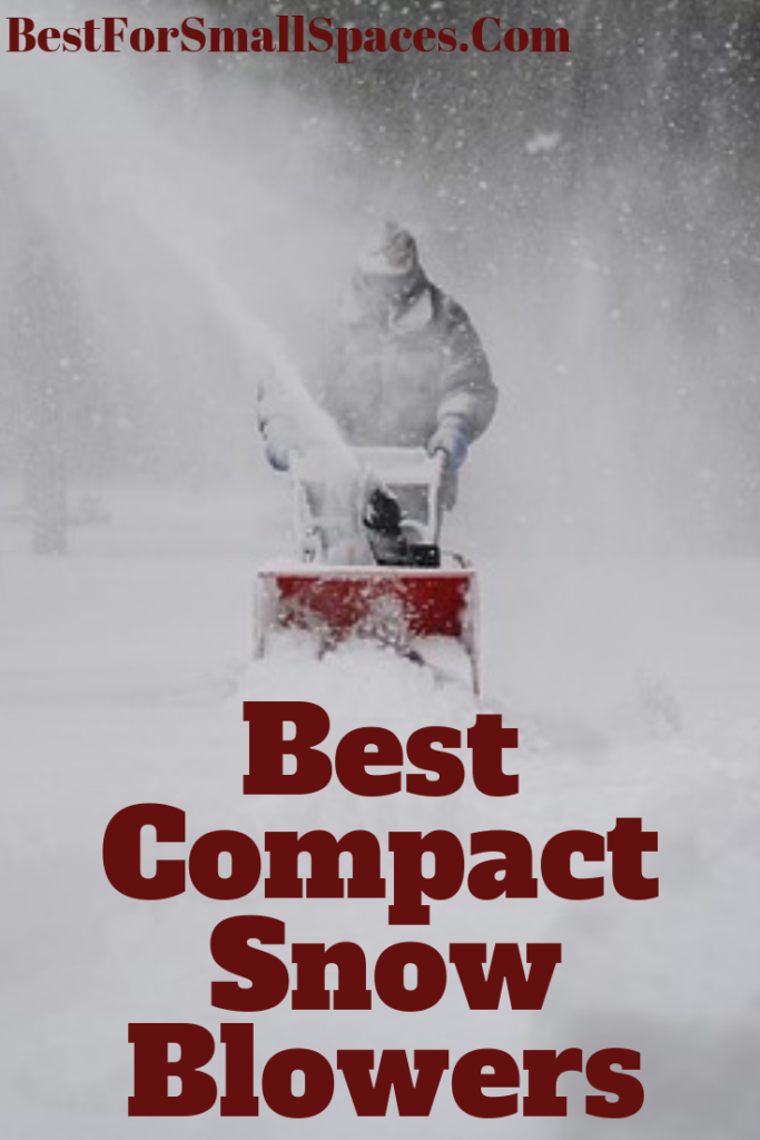 Best Compact Snow Blowers