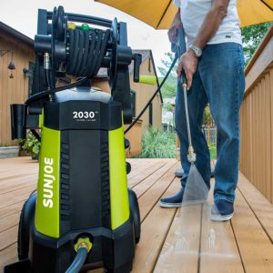 Compact Electric Pressure Washer