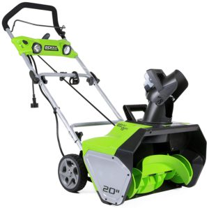 Electric Small Snow Thrower