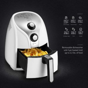 Modern Mini Air Fryer