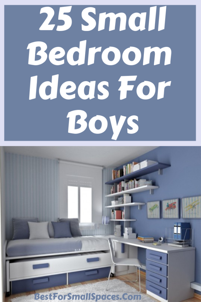 Small Bedroom Ideas For Boys