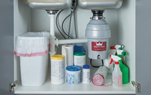 Small Garbage Disposal Unit Under Sink