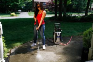 Small High Pressure Washer