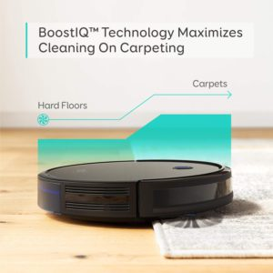 Small Robot Vacuum Cleaner