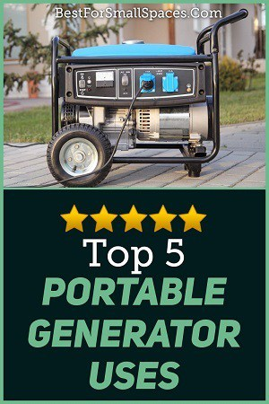 Portable Generator Uses