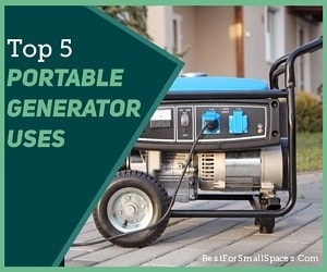 Uses of a Portable Generator