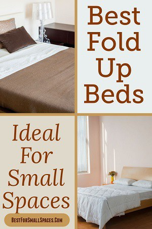 Best Fold Up Beds For Small Spaces