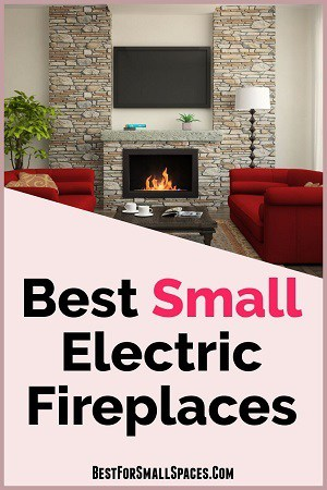 Best Small Electric Fireplaces