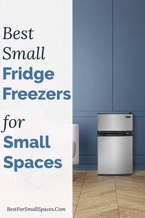 Small fridge freezers for small spaces