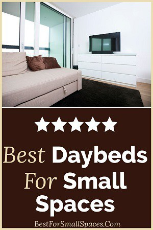 daybeds for small spaces