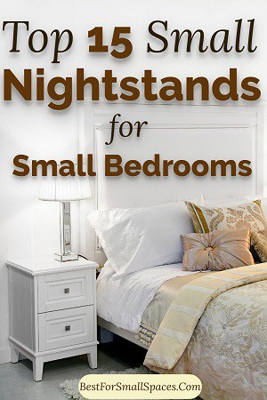 Small Nightstands for Small Spaces