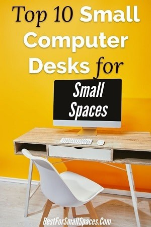 Small Computer Desks For Small Spaces