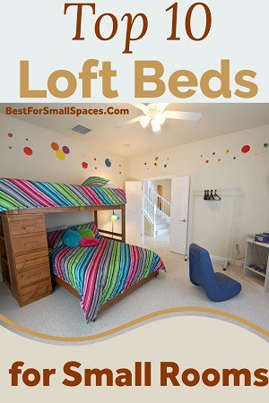 Besy Loft Beds For Small Rooms