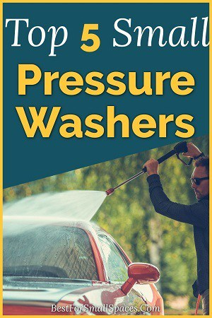 Best Small Pressure Washers