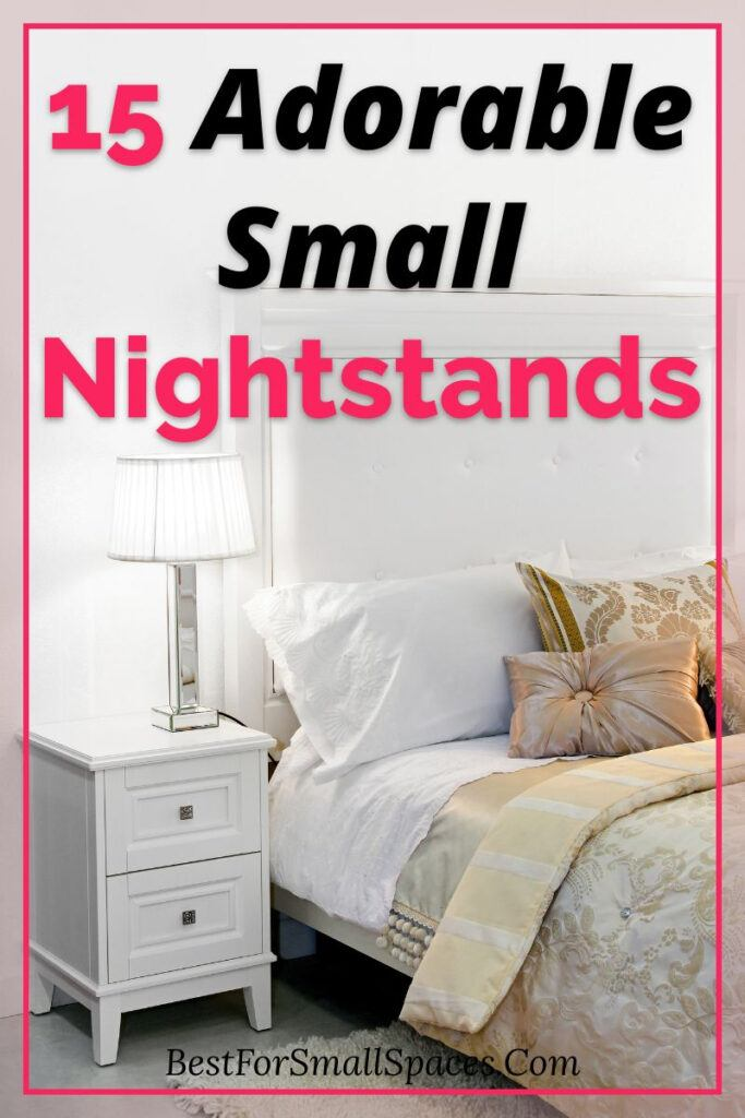 small nightstands
