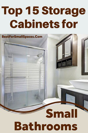 Best Small Bathroom Storage Cabinets