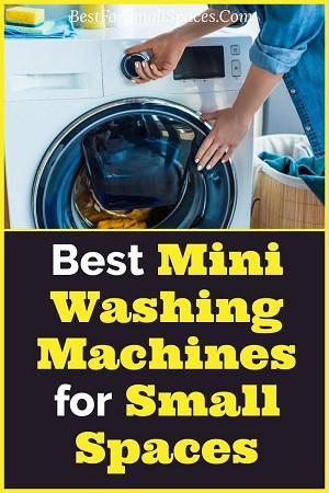 Best Washing Machines For Small Spaces