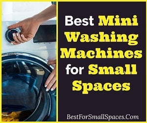 Best mini washing machines