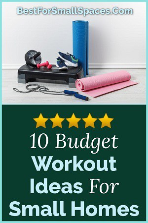 Small Home budget workout ideas