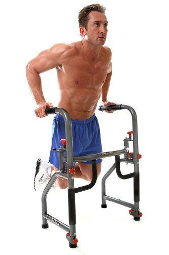 The Rack Workout Machine