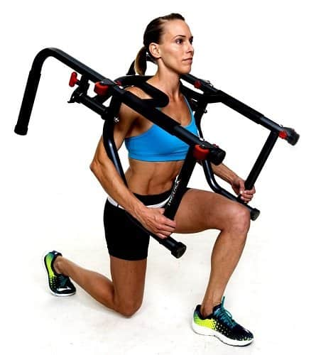 The rack home gym exercise equipment